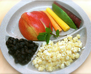 Portion_Control_Color_Food_On_Plate