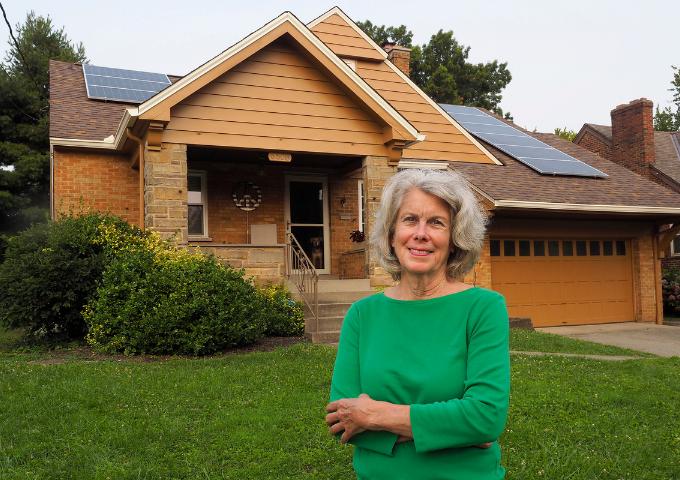 Molly Solar Panel