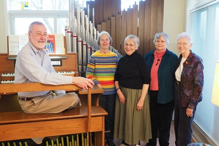Second generation Kendal at Oberlin residents